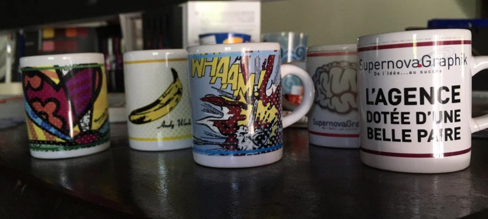 tasse à cafe personnalisee